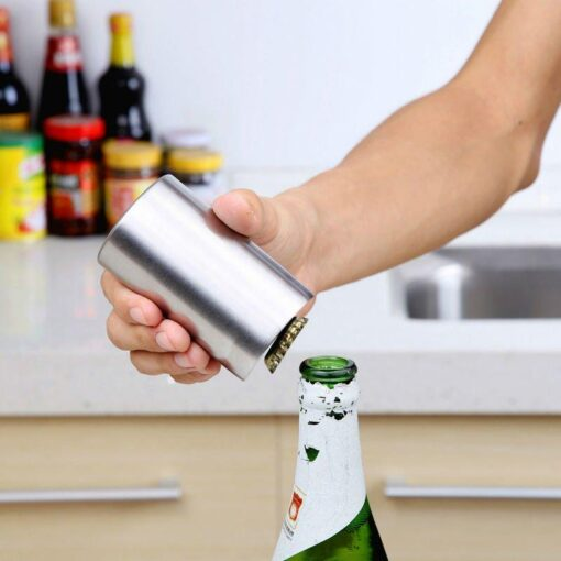 Automatic Beer Bottle Opener