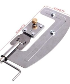 ezyGears Semi Automatic Fishing Hook Line Tier Tie Binding Device